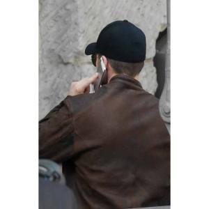 Captain America Civil War Steve Rogers Jacket