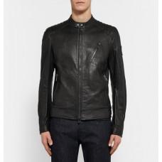 K Racer Leather Jacket
