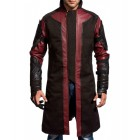 Avengers Age Of Ultron Hawkeye Leather Coat