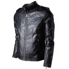 Batman Arkham Asylum Leather Jacket