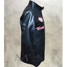 Gulf Steve McQueen (Michael Delaney) Black Vintage Jacket