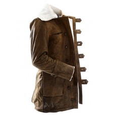 Dark Knight Rises Replica Bane Distressed Coat