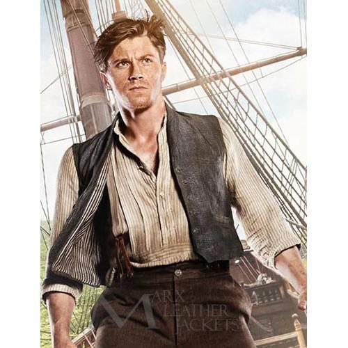 Movie Pan Garrett Hedlund Cotton Vest