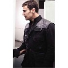 Tobias Eaton Movie Insurgent Theo James Leather Jacket