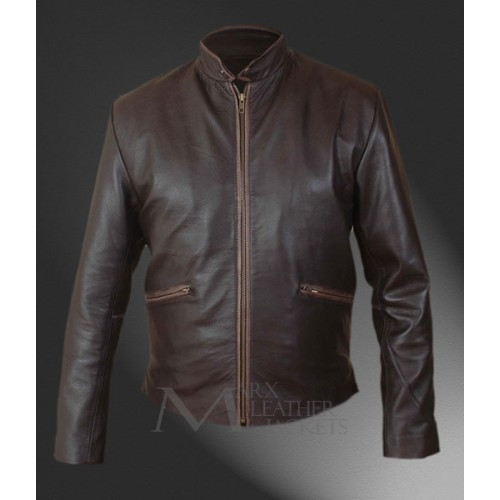 Tron Legacy Sam Flynn Leather Motorcycle Jacket