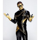 WWE Cody Rhodes Stardust Leather Costume Jacket