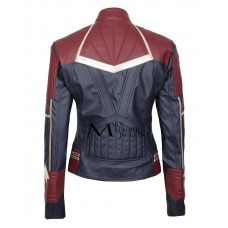 Captain Marvel Movie Carol Danvers Jacket