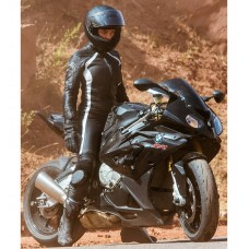 Mission Impossible 5 Rebecca Ferguson Motorcycle Jacket