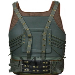 Dark Knight Rises Tom Hardy Bane Leather Vest