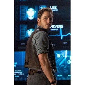 Owen Grady Jurassic World Chris Pratt Hunter Vest